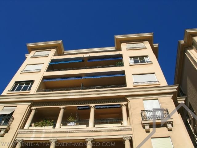Spacious renovated studio, centrally located - Properties for sale in Monaco