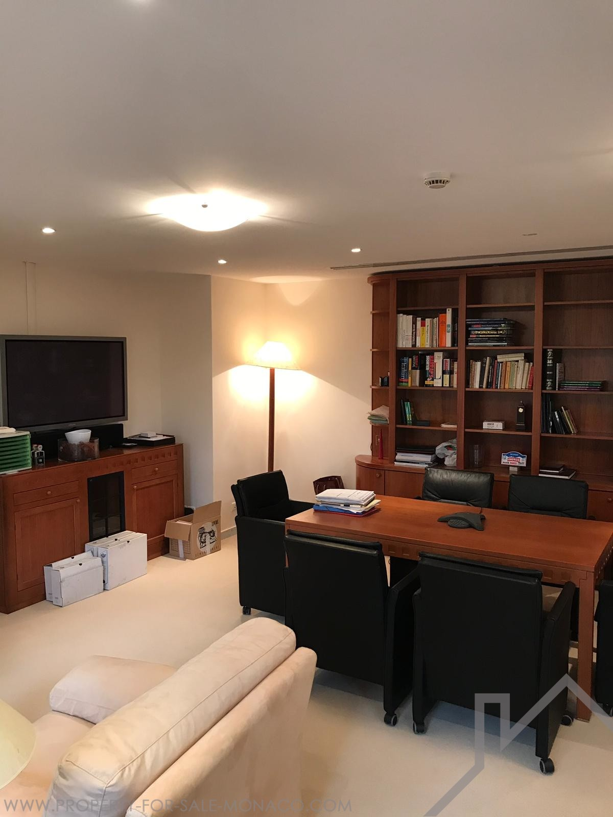 3-room office at Seaside Plaza - Properties for sale in Monaco