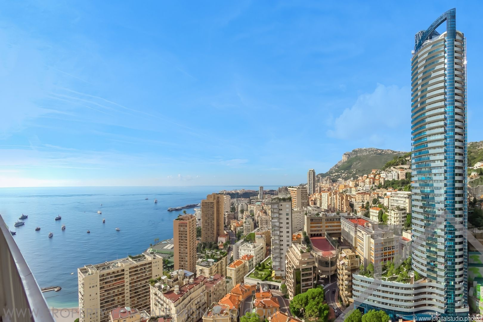 Château Périgord I - Properties for sale in Monaco