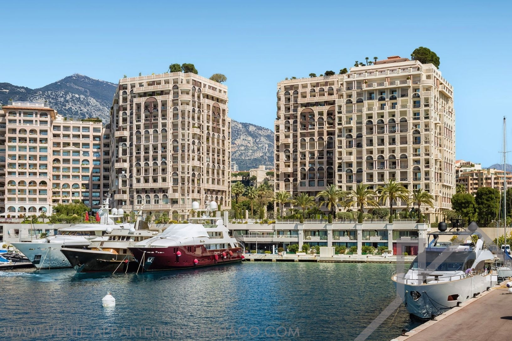 SEASIDE PLAZA - Properties for sale in Monaco
