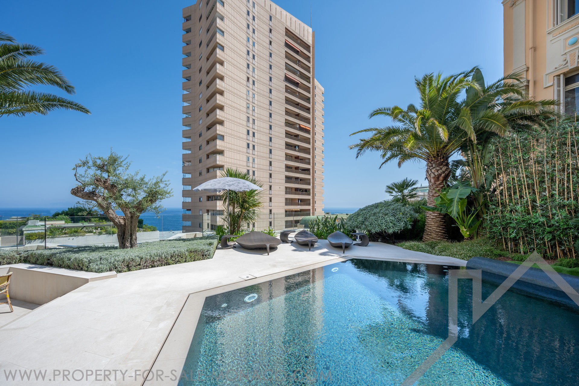 « Golden Square » – Le prince de Galles - 3 bedroom apartment wi - Properties for sale in Monaco