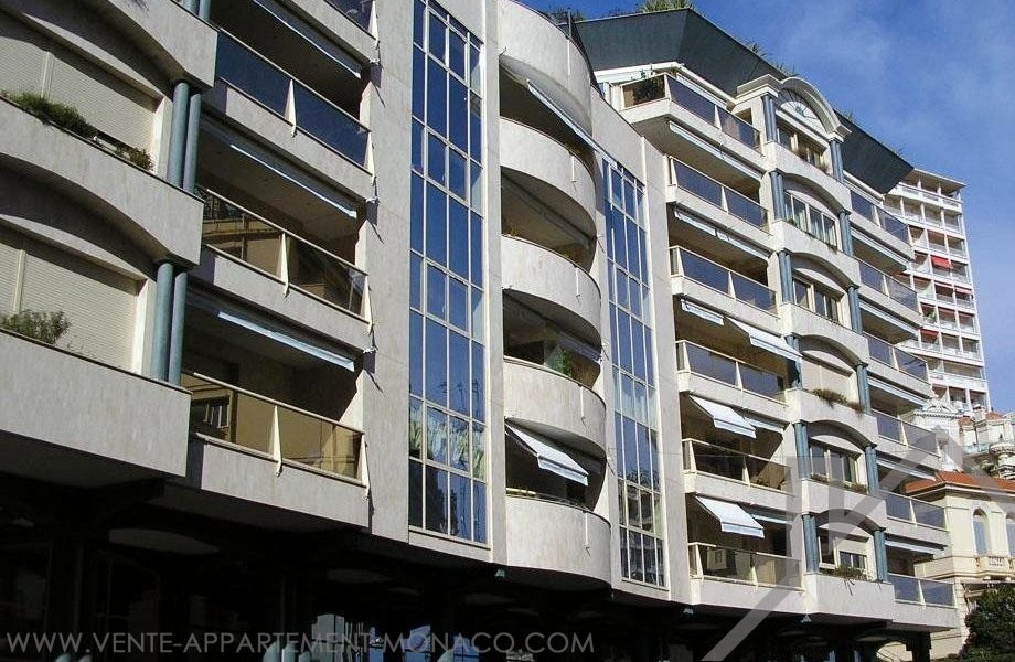 Rocazur - family apartment - Properties for sale in Monaco