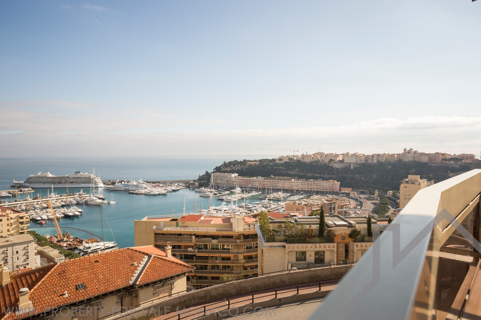 Exceptional 7-room apartment - Properties for sale in Monaco
