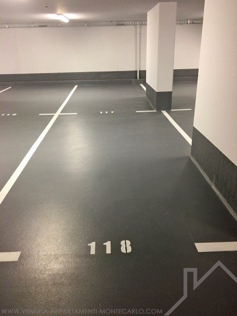 Double parking space in lenght  - Properties for sale in Monaco