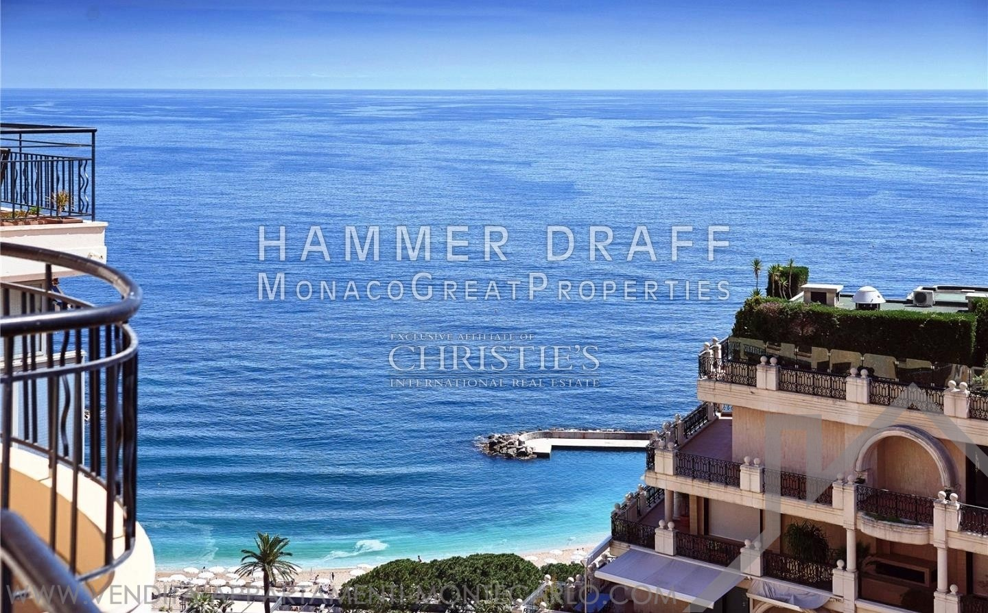 Modern duplex with sea view - Properties for sale in Monaco