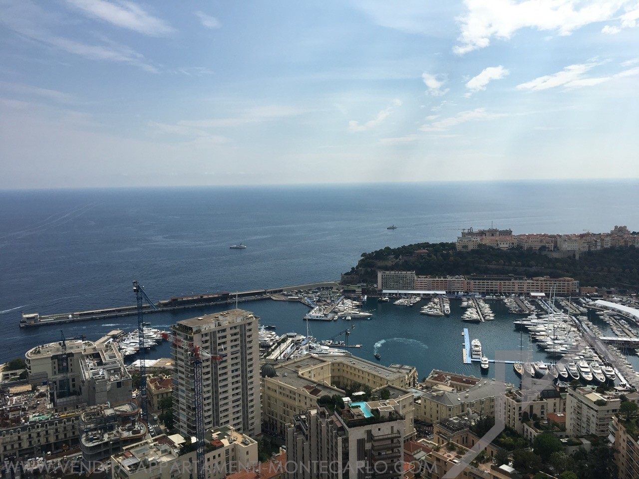 PENTHOUSE IN THE CENTER - EXCEPTIONAL VIEW - Properties for sale in Monaco