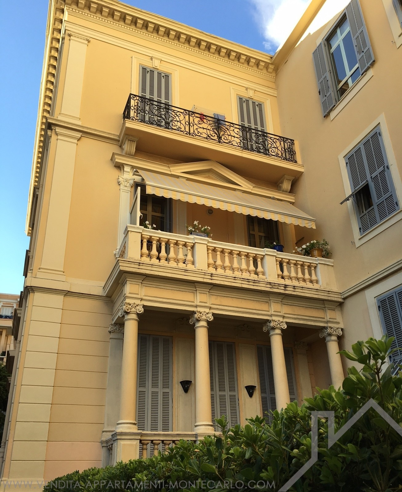 VILLA MILTON - Properties for sale in Monaco