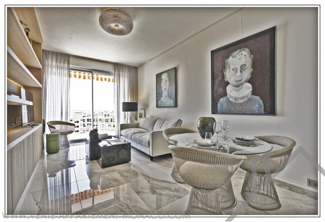 2 ROOMS FULLY RENOVATED AND LUXURIOUSLY FURNISHED - Properties for sale in Monaco