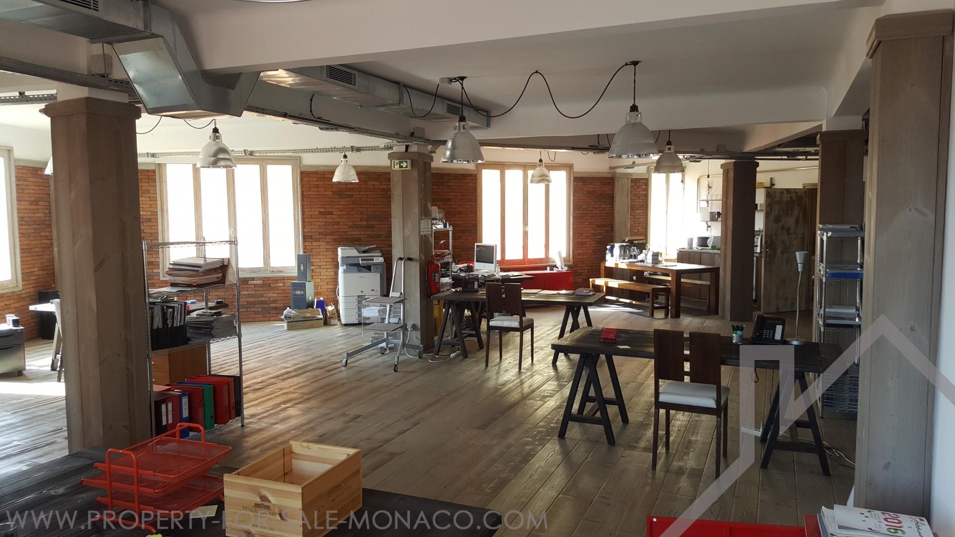 Office loft jardin exotique properties for sale in monaco