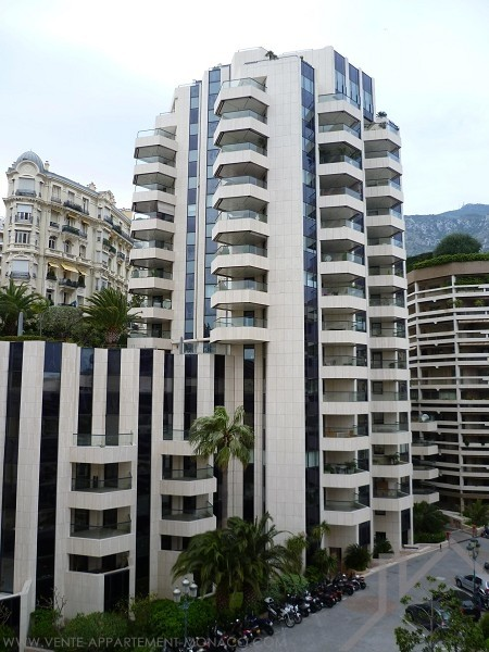 Golden Square - Luxurious building - Properties for sale in Monaco