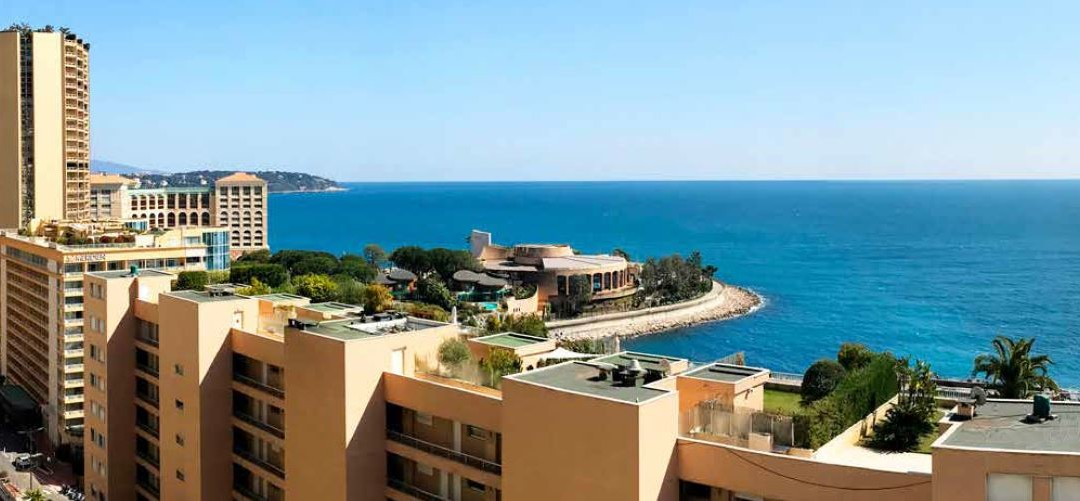 Beautiful 3-room appartment completely renovated at Château Admiral - Properties for sale in Monaco