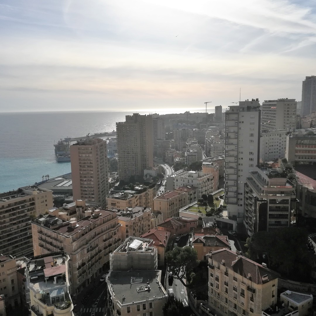 Monaco / Château Perigord / Studio vue mer - Properties for sale in Monaco