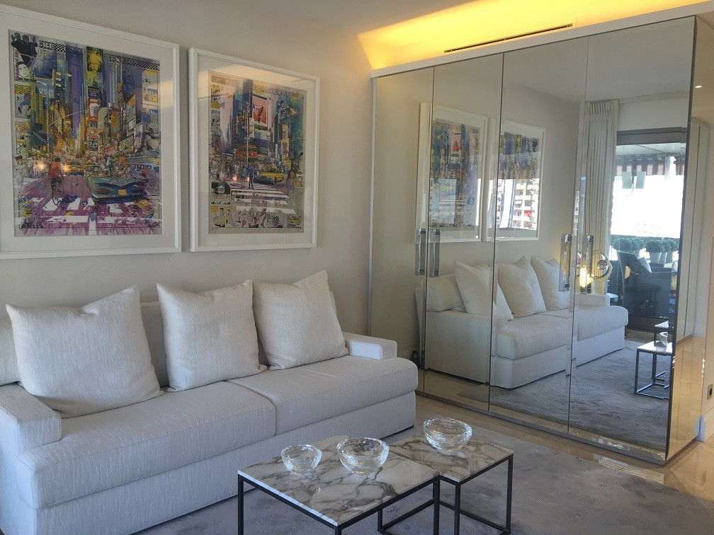 Exclusivity Park Palace luxurious Studio - Properties for sale in Monaco