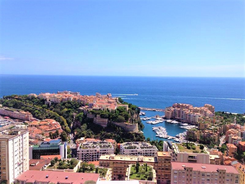Luxury apartment with sea view - Properties for sale in Monaco