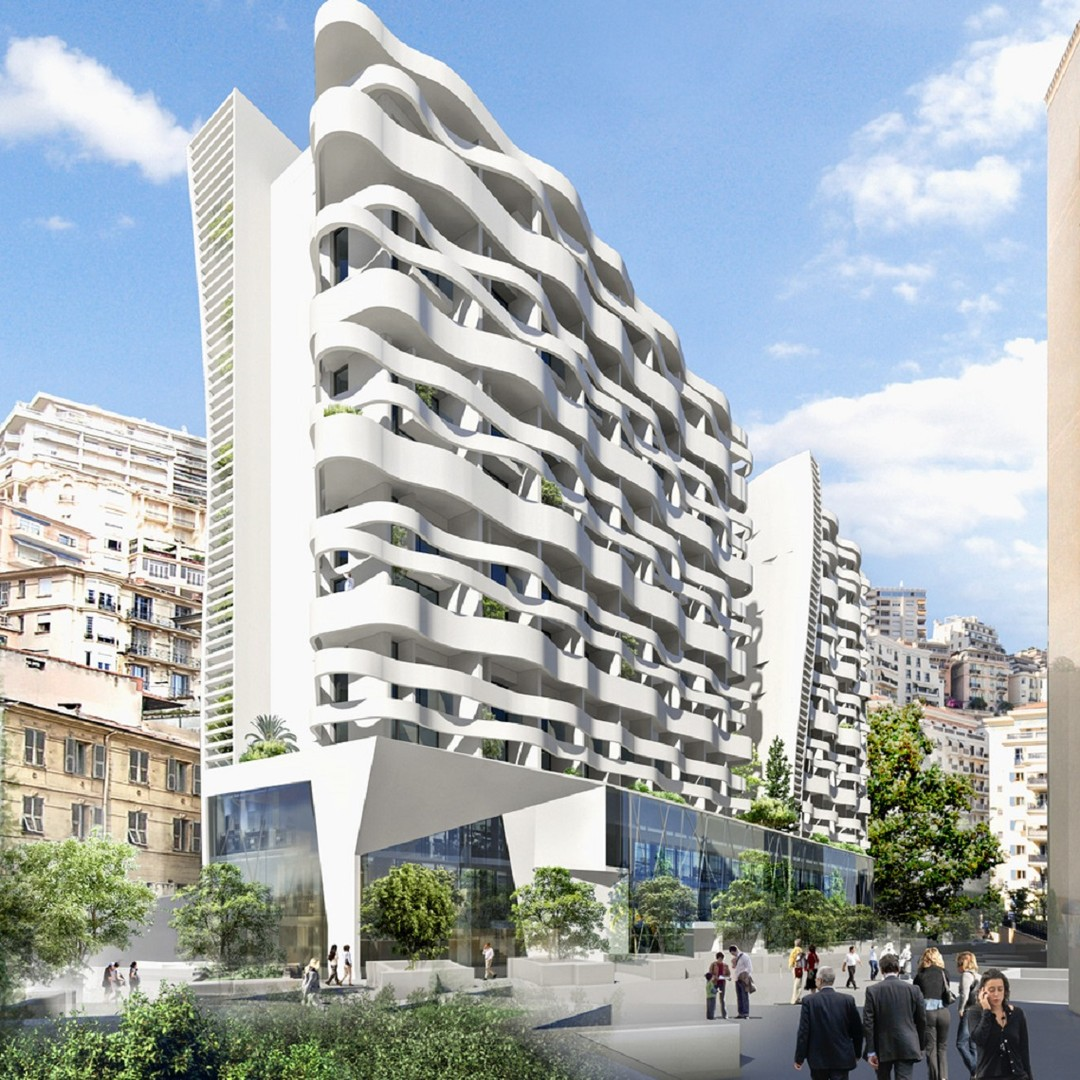 STELLA LARGE NEW 2 ROOMS DUPLEX MIXTED USE WITH PARKING - Properties for sale in Monaco