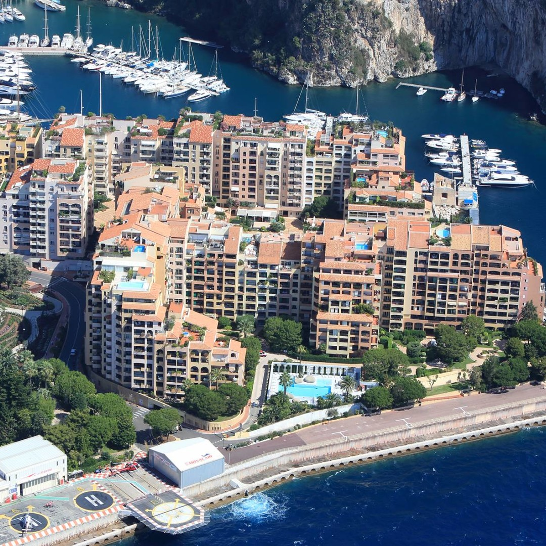 Fontvieille - beautiful office  in a luxurious residence - Properties for sale in Monaco
