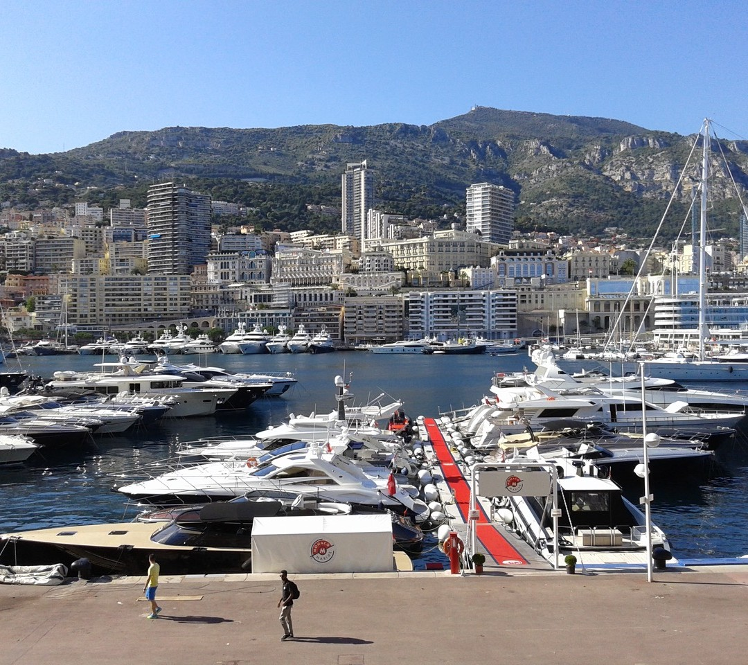 1 BEDROOM APARTMENT ON THE PORT - LE  RUSCINO - Properties for sale in Monaco