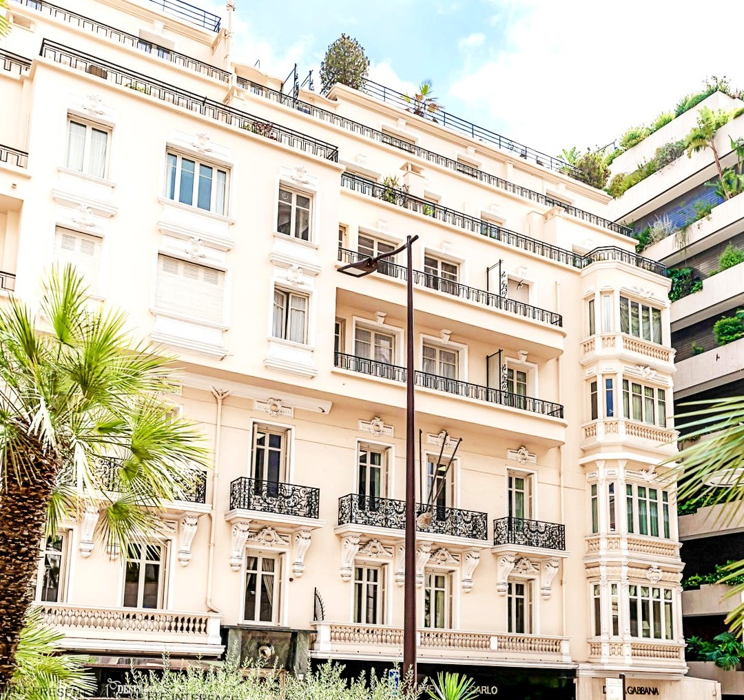 CARRE D'OR DISTRICT: 3 bedrooms  renovated - law 887 - Properties for sale in Monaco