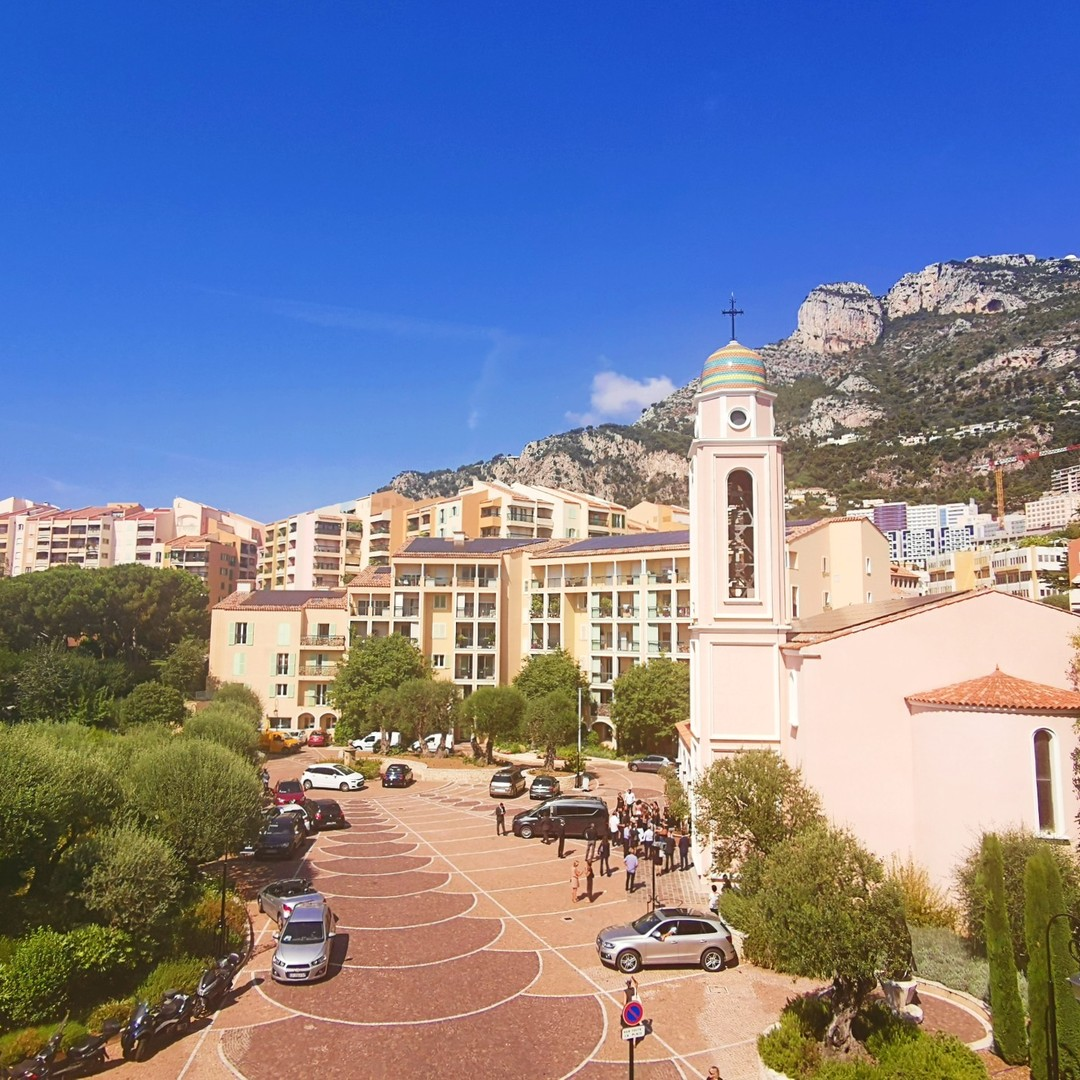 FONTVIEILLE: 1 BEDROOM FLAT TO RENOVATE - Properties for sale in Monaco
