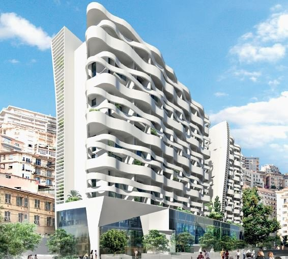 Condamine area – Le Stella – Large new and modern one bedroom Du