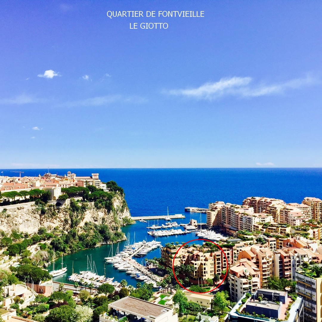 Le Giotto - 3-rooms - Fontvieille