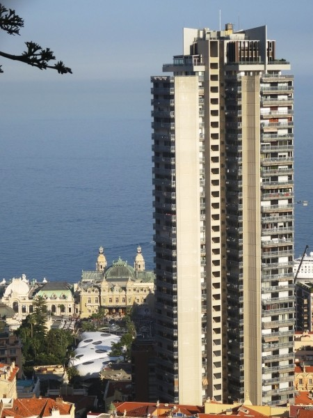 Beautiful 1 Bedroom in monte carlo with a Delightful Sea View