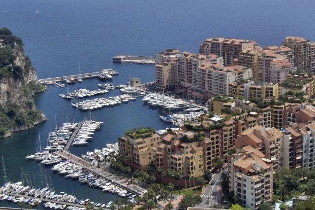 In the Heart of Fontvieille Village, Nice 1 Bedroom Apartment for Sale