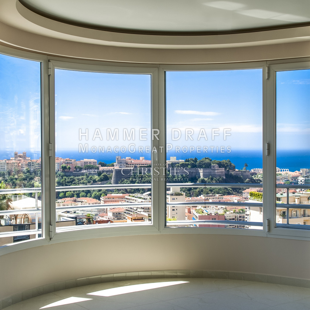 Outstanding duplex-penthouse in MONTE-CARLO
