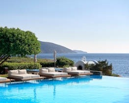 Luxury Villa Larvotto Seaview