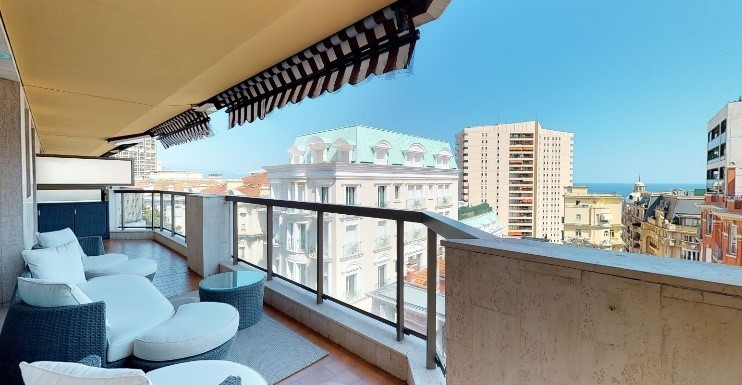 3 bedroom apartments for sale in Monte-Carlo - 5/6