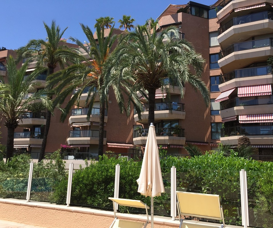 MONTE CARLO SUN 3 ROOMS SEA VIEW CELLAR & PARKING