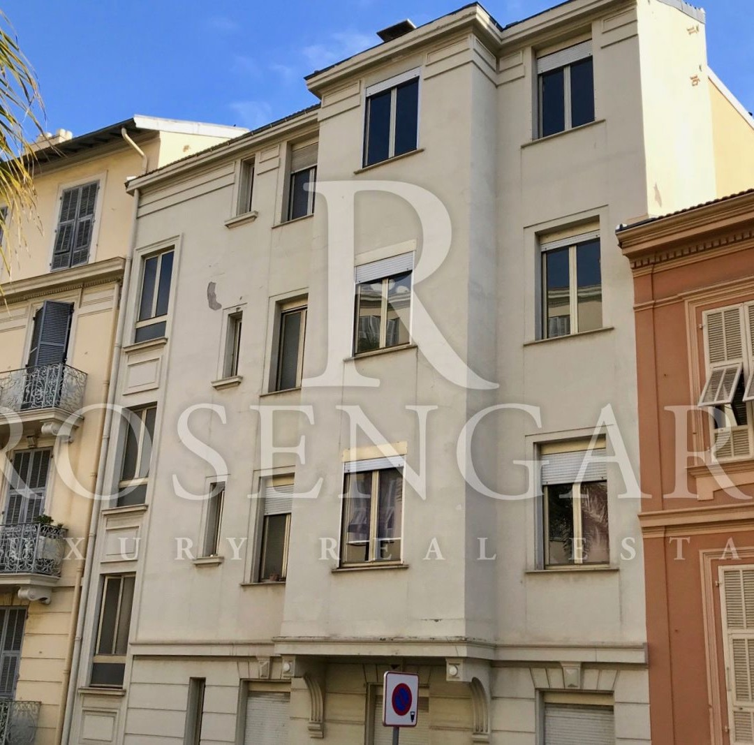 Investment Opportunity - Building for Sale Monte-Carlo