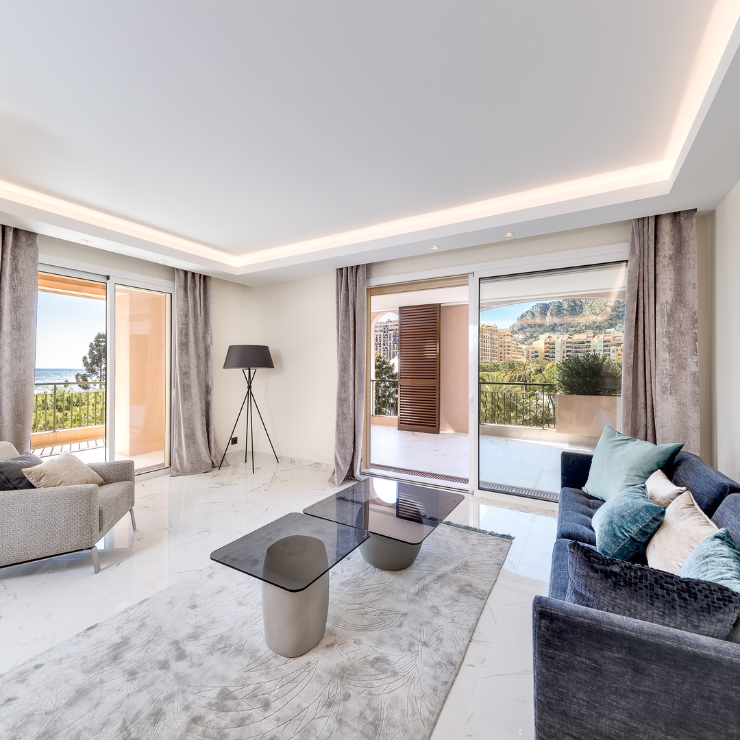 3 Bedroom Apartments For Sale In Monte-Carlo