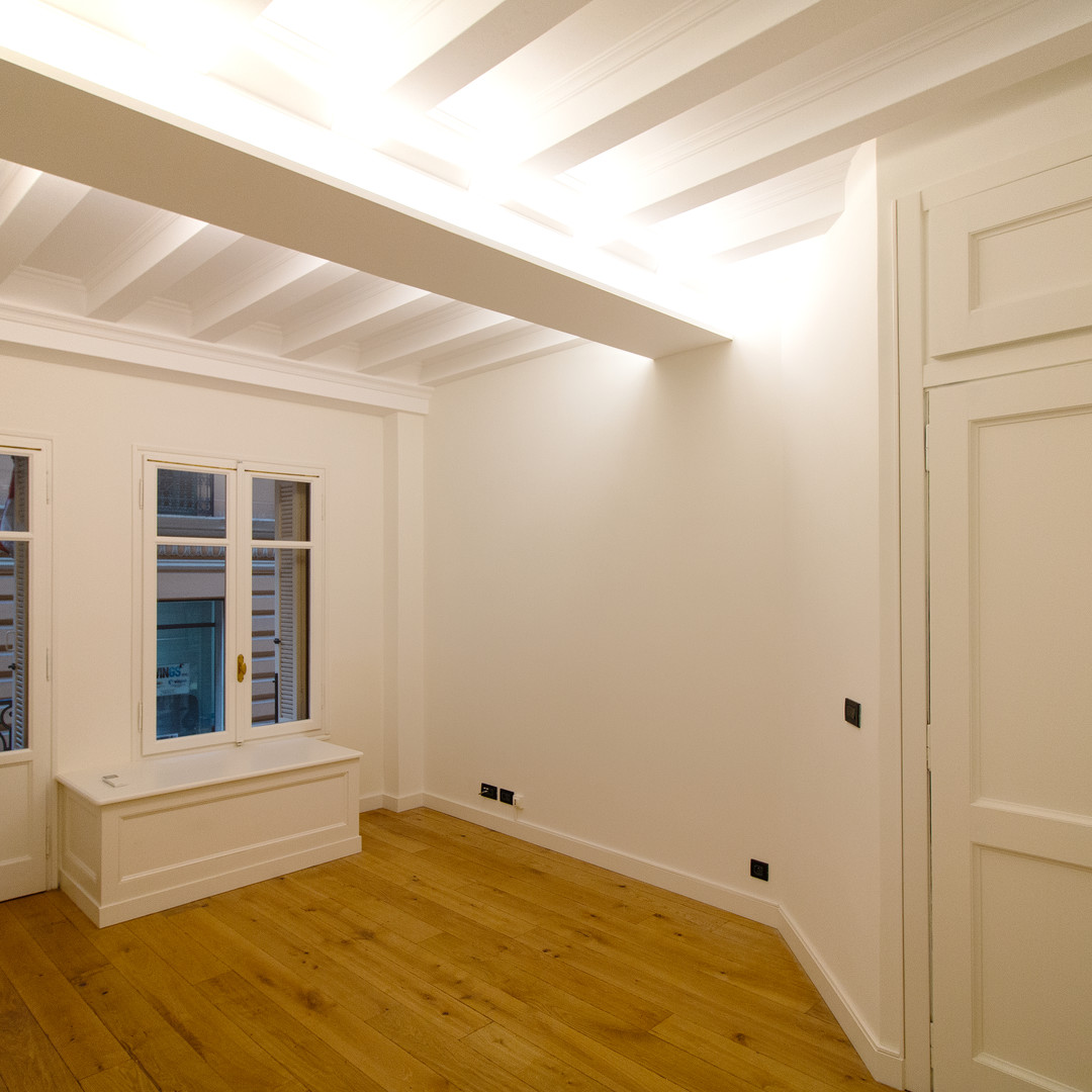 2 rooms renovated - Rue des Roses